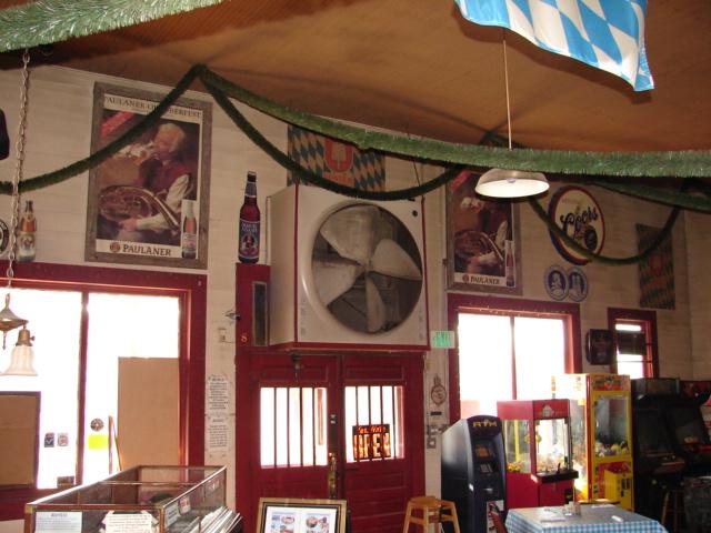 Restaurant front door 011