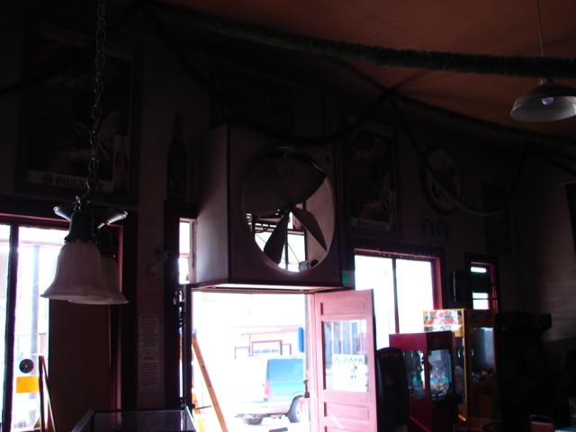 Restaurant front door 012