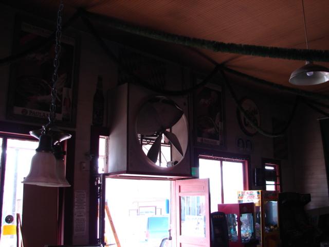Restaurant front door 013