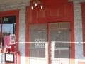 Restaurant front door 004