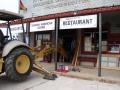 Restaurant front door 024