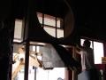 Restaurant front door 026