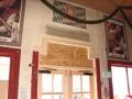 Restaurant front door 034