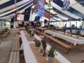 Biergarten Tent Event